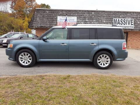 2010 Ford Flex for sale at Kenny's Korner in Hartland MI