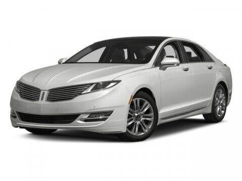 2015 Lincoln MKZ for sale at Bergey's Buick GMC in Souderton PA