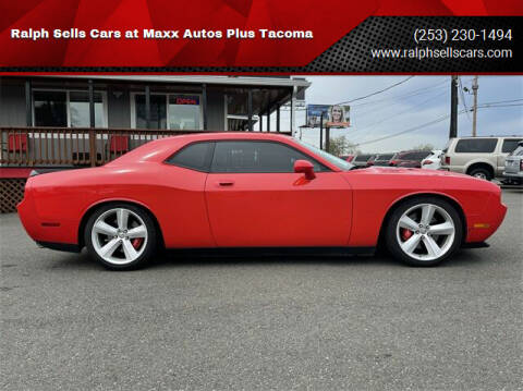 2009 Dodge Challenger for sale at Ralph Sells Cars at Maxx Autos Plus Tacoma in Tacoma WA
