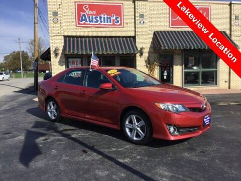 2013 Toyota Camry for sale at Austins At The Lake in Lakeview OH
