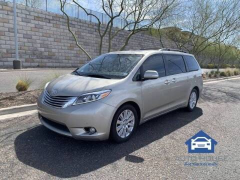 2015 Toyota Sienna for sale at MyAutoJack.com @ Auto House in Tempe AZ