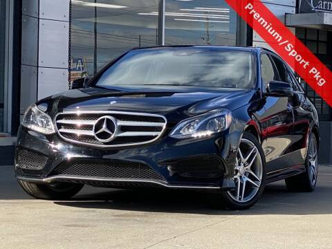 2015 Mercedes-Benz E-Class for sale at Carmel Motors in Indianapolis IN
