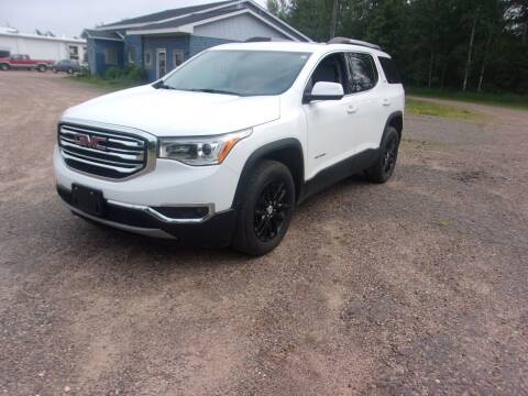 2018 GMC Acadia for sale at Warga Auto and Truck Center in Phillips WI