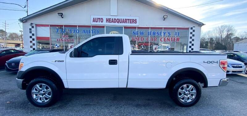 2012 Ford F-150 for sale at Auto Headquarters in Lakewood NJ