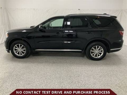 2017 Dodge Durango for sale at Brothers Auto Sales in Sioux Falls SD