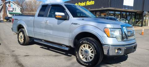 2010 Ford F-150 for sale at South Point Auto Plaza, Inc. in Albany NY