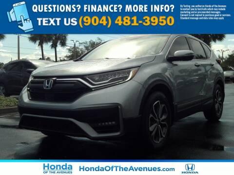 2021 Honda CR-V Hybrid for sale at Honda of The Avenues in Jacksonville FL