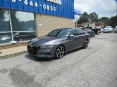 2020 Honda Accord for sale at 1st Choice Autos in Smyrna GA