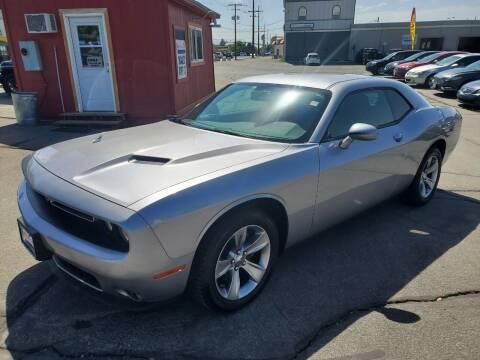 2016 Dodge Challenger for sale at Curtis Auto Sales LLC in Orem UT