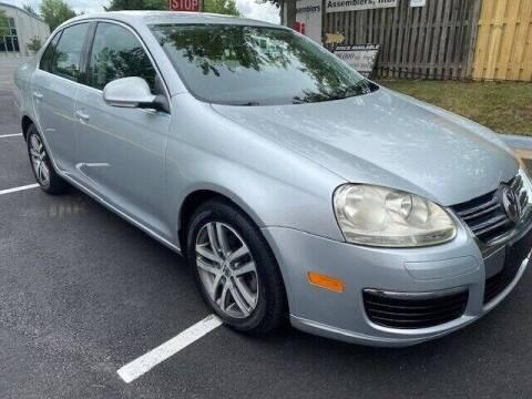 2006 Volkswagen Jetta for sale at Dreams Auto Sales LLC in Leesburg VA