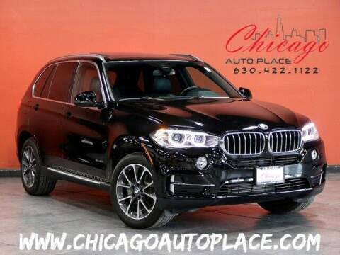 2018 BMW X5 for sale at Chicago Auto Place in Bensenville IL