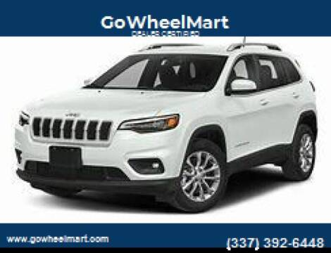 2018 Jeep Cherokee for sale at GOWHEELMART in Available In LA