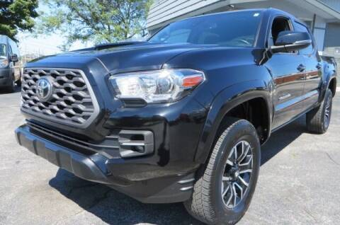 2020 Toyota Tacoma for sale at Eddie Auto Brokers in Willowick OH