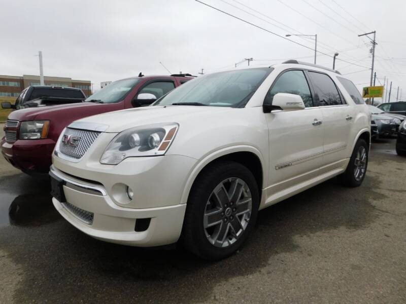 2011 GMC Acadia for sale at AutoLink LLC in Dayton OH