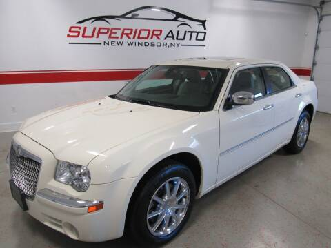 2010 Chrysler 300 for sale at Superior Auto Sales in New Windsor NY