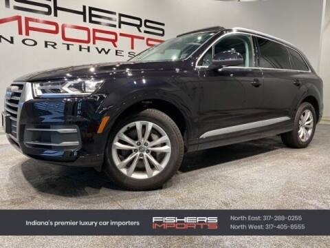 2019 Audi Q7 for sale at Fishers Imports in Fishers IN
