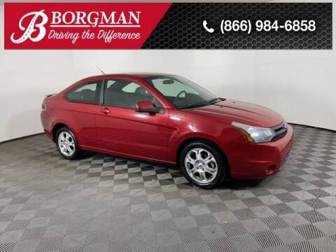 2009 Ford Focus for sale at BORGMAN OF HOLLAND LLC in Holland MI