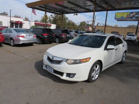 2009 Acura TSX for sale at Nile Auto Sales in Denver CO