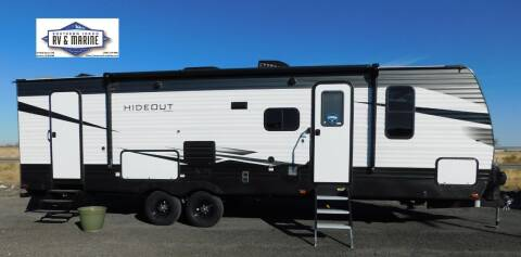 2021 KEYSTONE HIDEOUT 28BHSWE for sale at SOUTHERN IDAHO RV AND MARINE in Jerome ID