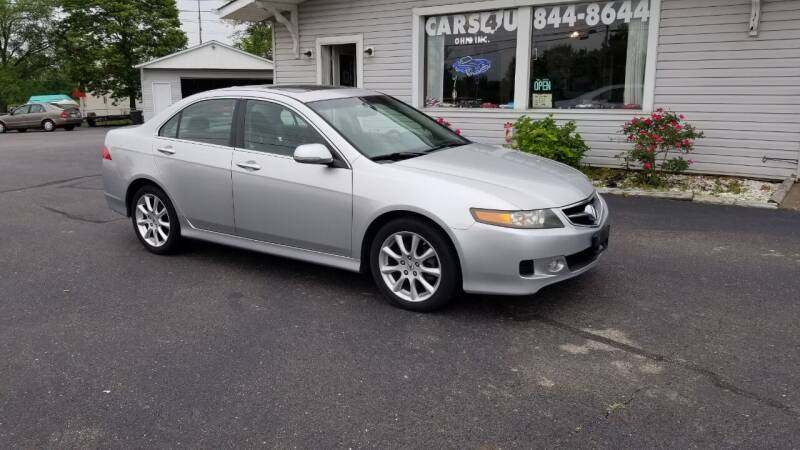 2007 Acura TSX for sale at Cars 4 U in Liberty Township OH