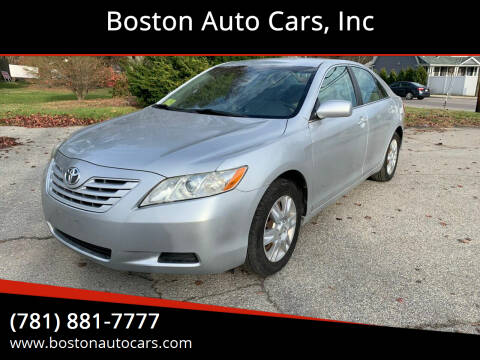 2007 Toyota Camry for sale at Boston Auto Cars in Dedham MA