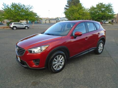 2016 Mazda CX-5 for sale at Team D Auto Sales in St George UT
