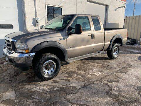 2004 Ford F-350 Super Duty for sale at Tower Motors in Brainerd MN