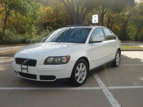 2007 Volvo S40 for sale at ACH AutoHaus in Dallas TX