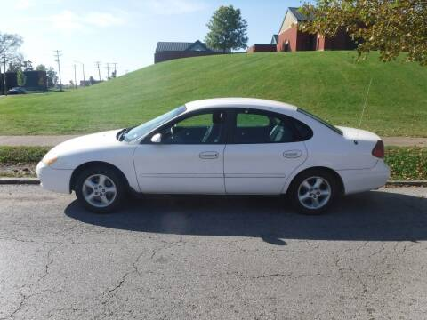 2001 Ford Taurus for sale at ALL Auto Sales Inc in Saint Louis MO