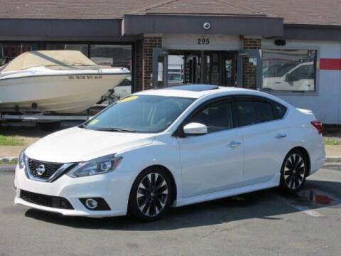 2018 Nissan Sentra for sale at Lynnway Auto Sales Inc in Lynn MA