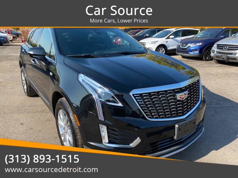 2020 Cadillac XT5 for sale at Car Source in Detroit MI