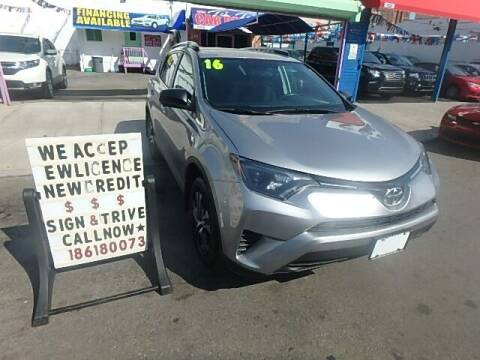 2016 Toyota RAV4 for sale at Cedano Auto Mall Inc in Bronx NY