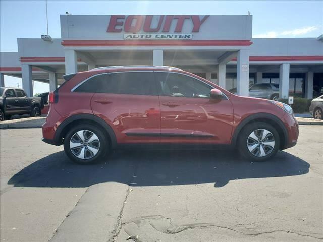2019 Kia Niro for sale at EQUITY AUTO CENTER in Phoenix AZ