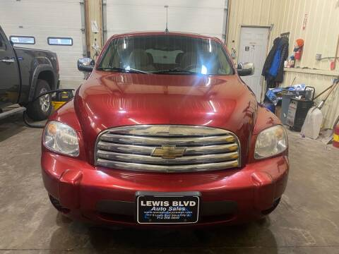 2009 Chevrolet HHR for sale at Lewis Blvd Auto Sales in Sioux City IA