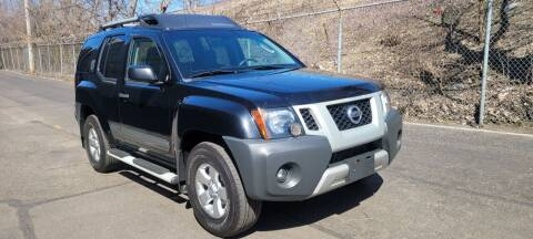 2012 Nissan Xterra for sale at U.S. Auto Group in Chicago IL