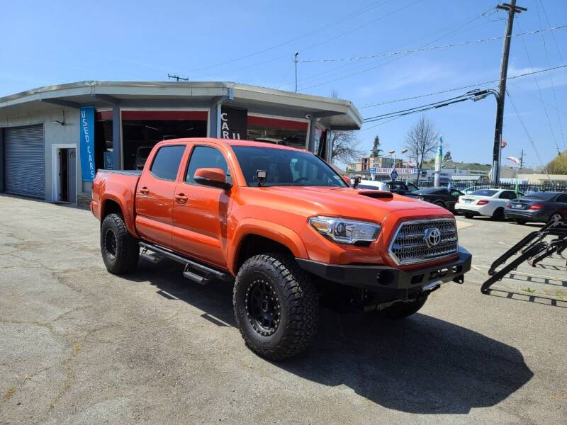 2016 Toyota Tacoma for sale at Imports Auto Sales & Service in San Leandro CA