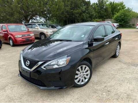 2019 Nissan Sentra for sale at FREDY USED CAR SALES in Houston TX