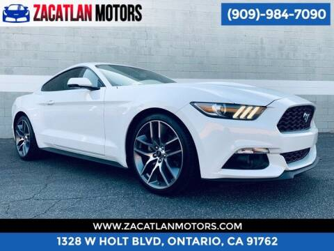 2015 Ford Mustang for sale at Ontario Auto Square in Ontario CA