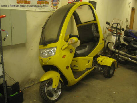 2008 Pontiac Scooter 150cc for sale at ELITE AUTOMOTIVE in Euclid OH