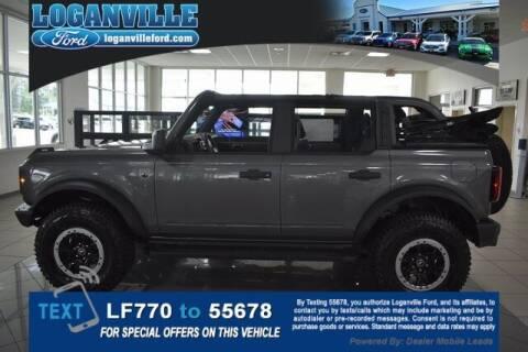 2021 Ford Bronco for sale at Loganville Ford in Loganville GA