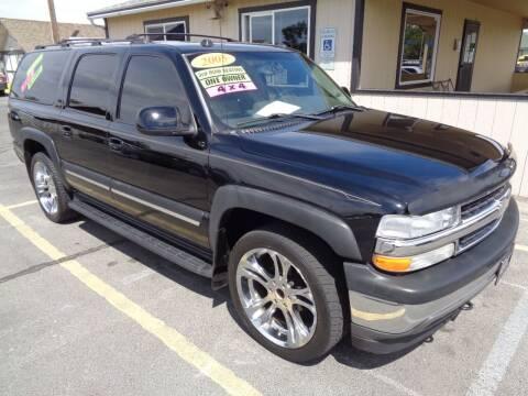 2005 Chevrolet Suburban for sale at BBL Auto Sales in Yakima WA