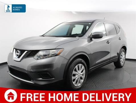 2016 Nissan Rogue for sale at Florida Fine Cars - West Palm Beach in West Palm Beach FL