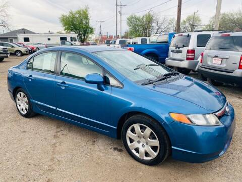2007 Honda Civic for sale at Truck City Inc in Des Moines IA
