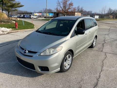 2006 Mazda MAZDA5 for sale at JE Autoworks LLC in Willoughby OH