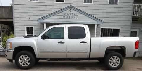 2014 Chevrolet Silverado 2500HD for sale at Coastal Motors in Buzzards Bay MA