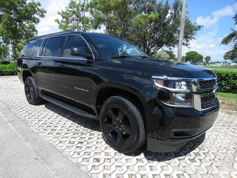 2019 Chevrolet Suburban for sale at Progressive Motors in Pompano Beach FL