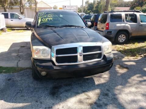 2005 Dodge Dakota for sale at U-Safe Auto Sales in Deland FL