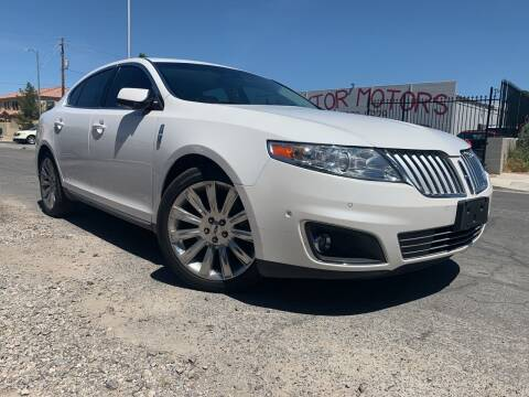 2010 Lincoln MKS for sale at Boktor Motors in Las Vegas NV
