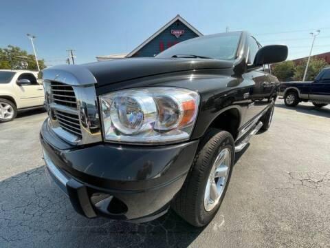 2008 Dodge Ram Pickup 1500 for sale at LUNA CAR CENTER in San Antonio TX