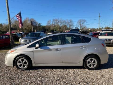 2012 Toyota Prius for sale at Joye & Company INC, in Augusta GA